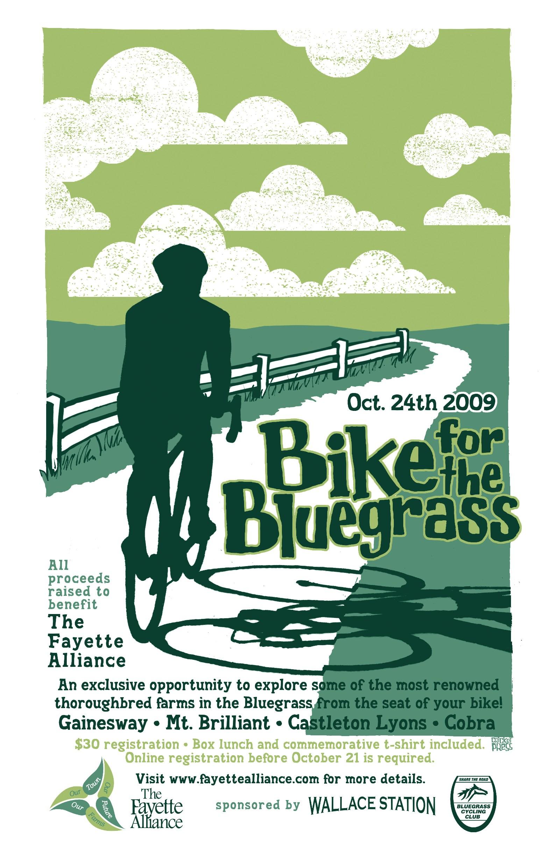 Bike for the Bluegrass 2009