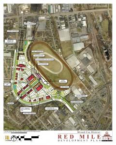 Red Mile Design Proposal