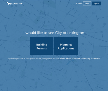 City Launches Online Platform To Track Land Use And Building Information Fayette Alliance Fayette Alliance