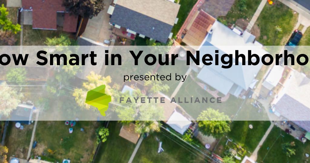 Grow Smart Neighborhood Header