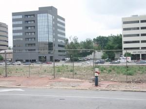 Woolworth Block After Demolition