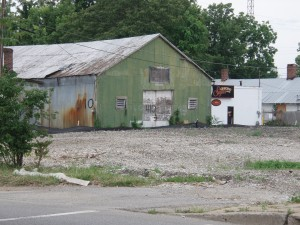 Underdeveloped Lot