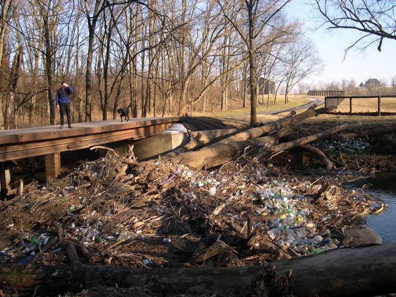 Bridge Debris
